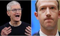 Cuộc chiến giữa hai 'siêu tinh' Facebook và Apple về quyền riêng tư đã liên tục 'leo thang'?