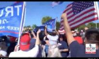 """Video: Hàng nghìn người đổ về Florida trong """"Ngày Tổng thống"""" để tôn vinh và ủng hộ cựu TT Donald Trump"""