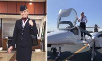 Chán nghề tiếp viên hàng không 'tẻ nhạt', cô gái 25 tuổi chạm đến ước mơ trở thành một phi công máy bay