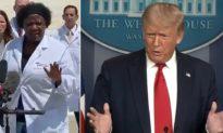 Bác sĩ yêu cầu TT Biden xin lỗi sau khi truyền thông công nhận thuốc ký ninh hiệu quả trong điều trị COVID-19