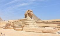 Bằng chứng địa chất cho thấy tượng Nhân sư lớn Ai Cập có từ 800.000 năm trước