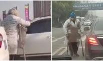 Trung Quốc: Ông lão ăn xin có 4 căn nhà và là 'khách hàng VIP' của ngân hàng