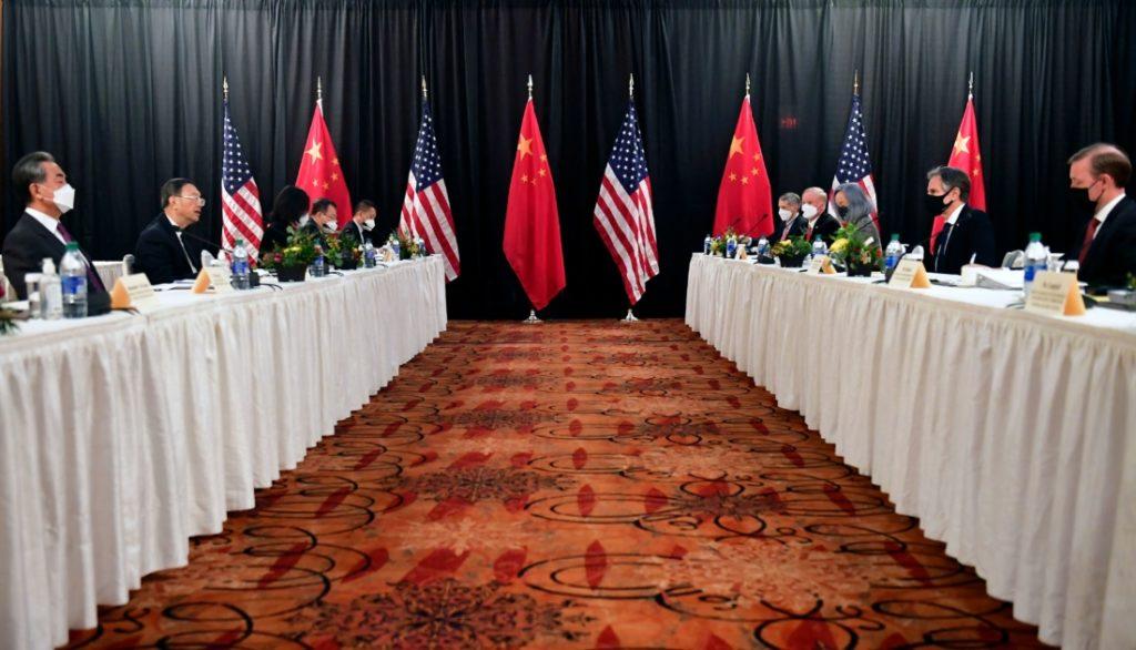 Dân biểu Cộng hòa: Mỹ đang trong 'các giai đoạn đầu của cuộc chiến tranh lạnh mới' với Trung Quốc