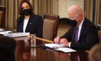 Ông Biden: Bà Harris sẽ phụ trách chính về khủng hoảng biên giới Mỹ - Mexico