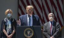 TT Trump gọi Fauci, Birx là 'những người tự huyễn đang cố gắng cải biên lịch sử'