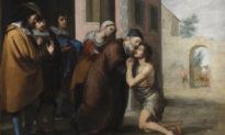 Cùng Nhau Lần Nữa: Loạt tranh 'Đứa con trai hoang đàng Tây Ban Nha' hiếm hoi của Murillo được phục chế
