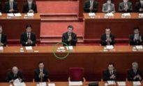 Một cảnh kỳ lạ trong hai phiên họp của Trung Quốc: ông Tập Cận Bình có 'hai tách trà' trên bàn