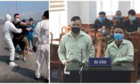 Quảng Ninh xét xử sơ thẩm 2 người vượt chốt kiểm dịch, tấn công lực lượng chức năng