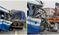 Tạm giữ hình sự tài xế xe khách đâm xe đầu kéo khiến hơn 20 người thương vong tại Nghệ An
