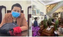 Nguyên Giám đốc Sở Y tế tỉnh Sơn La bị bắt