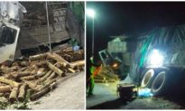 Đã xác định được danh tính 7 người tử vong trong vụ xe tải lao vào taluy bị lật ở Thanh Hóa