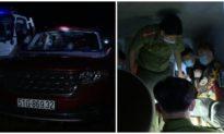 Hà Tĩnh bắt giữ 2 người Trung Quốc bỏ trốn khỏi khu cách ly ở Nghệ An