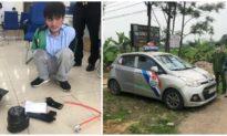 Tài xế taxi dùng súng nhựa cướp ngân hàng BIDV ở Hà Nội bị khởi tố