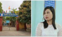 Bộ GD&ĐT chỉ đạo 'nóng' vụ cô giáo tố bị Hiệu trưởng trù dập, học sinh trùm áo đánh