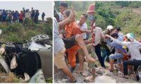 Thông tin mới nhất về vụ tai nạn liên hoàn giữa 5 xe ở Quảng Trị: Nạn nhân bị thương nặng đã tử vong