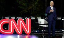 Lượng khán giả truyền hình CNN tuột dốc kể từ khi ông Donald Trump rời Nhà Trắng