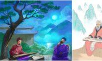 Âm nhạc cổ cầm: Thân tâm giao hòa cùng trời đất
