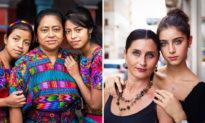 Nhiếp ảnh gia ghi lại vẻ đẹp của tình mẫu tử từ 50 quốc gia trên thế giới