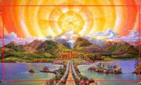 Shambala - Cõi tiên tại trần gian, nằm trong lòng đất bên dưới Tây Tạng