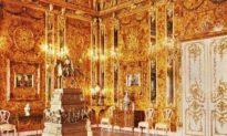 Tìm thấy 'Căn phòng Hổ phách' của Cung điện mùa Đông, Nga trên chiếc tàu đắm?
