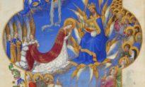 Một cuốn lịch xa hoa với họa phẩm 'Giờ của công tước Berry'