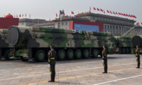 Trung Quốc xây dựng thêm nhiều hầm phóng tên lửa Đông Phong
