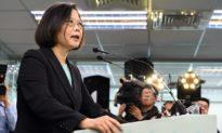 Bà Thái Anh Văn: Đài Loan không thể làm hài lòng ĐCS Trung Quốc, nếu không sẽ trở thành Hong Kong thứ 2