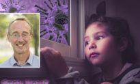 Một giáo sư phải từ bỏ nghiên cứu COVID-19 do phát hiện căn bệnh ít đe dọa trẻ em