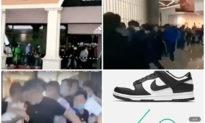 Giữa làn sóng tẩy chay, các sản phẩm của Nike, Adidas vẫn được người dân đại lục 'xếp hàng tranh mua'