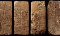Trái đất từng được cai trị trong 241.200 năm bởi 8 vị vua 'từ trên trời giáng xuống'