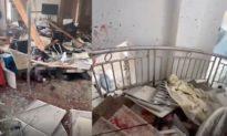 Trung Quốc: Nghi ngờ người dân ném bom vào toà nhà Uỷ ban thôn do bất mãn với chính quyền