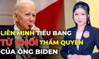 """CHIỀU 4/3: Ông Biden khiển trách Thống đốc Texas & Mississipi, Căn cứ quân đội Mỹ """"hứng mưa"""" tên lửa"""
