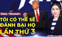"""TỐI 1/3: CEO Goya Foods gọi ông Trump """"là Tổng thống đích thực"""" tại Hội nghị CPAC"""