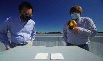 Các nhà khoa học Mỹ đã phát triển một loại sơn trắng làm mát giúp hạn chế việc sử dụng máy lạnh
