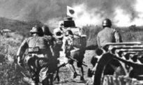 Chuyện lạ trong Chiến tranh Trung Nhật: Lính Nhật bắn 13 viên đạn pháo, đền Lão Quân vẫn nguyên vẹn