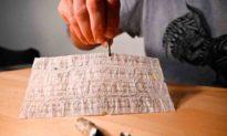 Cặp vợ chồng người Pháp phát hiện bức thông điệp bồ câu 'siêu hiếm' cách đây hơn 100 năm