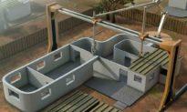 Cộng đồng nhà in 3D đầu tiên trên thế giới giúp giảm 99% vật liệu xây dựng và thân thiện với môi trường