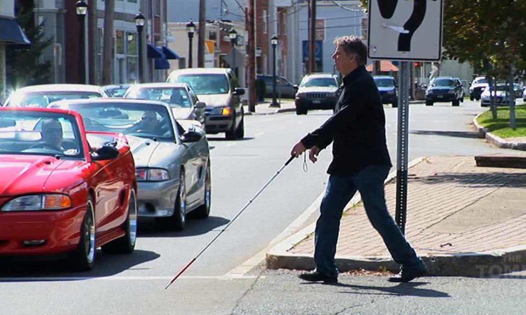Phương pháp mới giúp người mù có thể 'nhìn thấy' mọi thứ bằng tai của họ