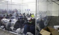 Lộ video ghi lại cảnh 'ngược đãi trẻ em' ở các cơ sở Tuần tra Biên giới tại Texas