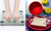 Bạn đang muốn giảm cân? Hãy dùng đĩa bát màu đỏ