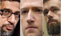 Big Tech chịu trách nhiệm về cuộc bạo động tại điện Capitol 'có hay không?' - Zuckerberg 'vòng vo', Dorsey đặt dấu chấm hỏi