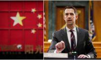 Thượng nghị sĩ Tom Cotton: 'Đánh bại Trung Quốc' để chiến thắng trong 'Chiến tranh kinh tế lâu dài'