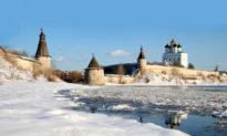Chính quyền tỉnh Pskov (Nga) cảm ơn sinh viên Việt cứu 2 em nhỏ rơi xuống sông do băng vỡ