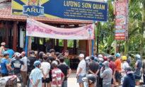 Án mạng ở Quảng Nam: Chủ quán đâm chết đầu bếp, chém vợ cũ rồi tự tử