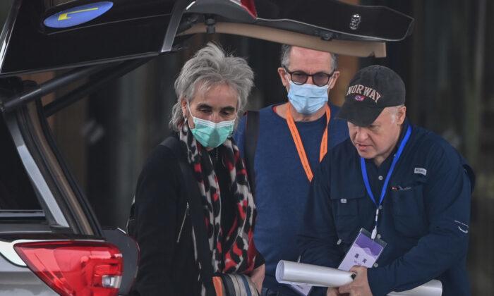 Đoàn chuyên gia WHO bị nghi ngờ có liên đới với chính quyền Trung Quốc |  NTD Việt Nam (Tân Đường Nhân)