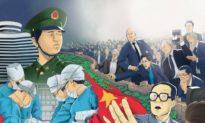 Dự án xuất bản truyện tranh để lột tả tội ác mổ cướp nội tạng của Bắc Kinh