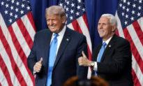 Cố vấn Miller: Ông Trump không đề cập đến việc thay thế ông Pence trong cuộc tranh cử có thể năm 2024