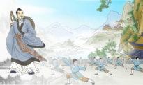 Nhân vật anh hùng thiên cổ - Trương Tam Phong (P-8): Võ Đang sáng tạo tuyệt học