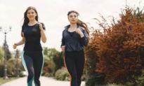 Đi bộ không chỉ ngăn ngừa huyết áp, mà còn có tác dụng ngừa ung thư