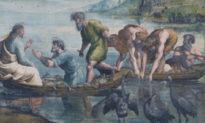Các họa phẩm Thần thánh của Raphael mang tên 'Công vụ Tông đồ'